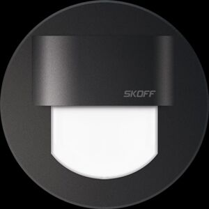 LED nástěnné svítidlo Skoff Rueda mini Stick černá modrá