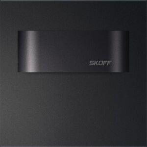 LED nástěnné svítidlo Skoff Tango Stick short černá neutrální IP20 MI-TST-D-N