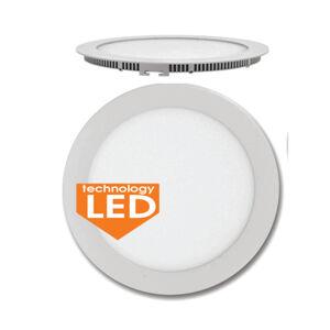 LED svítidlo GTV Oris 13W 4000K zapuštěné LD-ORW13W-NBP neutrální bílá