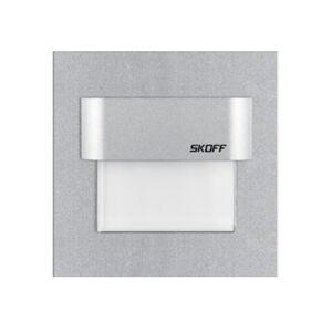 LED nástěnné svítidlo Skoff Tango mini hliník studená bílá