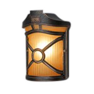 Venkovní rustikální nástěnné svítidlo Nowodvorski 4687 Don S