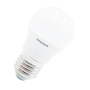 LED žárovka Sandy LED E27 B45 Sandria S1031 7W 3000K