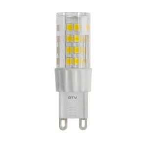 LED žárovka GTV LD-G9P5W0-30 G9 SMD 5W 3000K