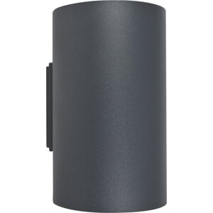 Nástěnné svítidlo Nowodvorski TUBE 9318 tmavě šedá