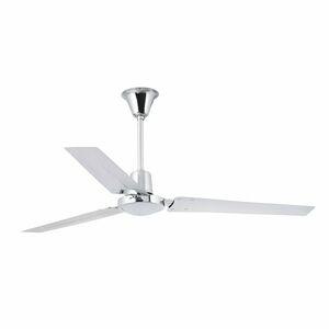 """FARO Barcelona INDUS 33002 55,1"""" chrom Stropní ventilátor"""