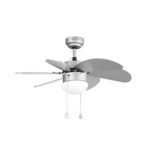 Stropní ventilátor Faro PALAO 33186 šedá