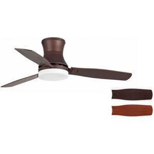 Stropní ventilátor Faro TONSAY 33386 cedr/wenge