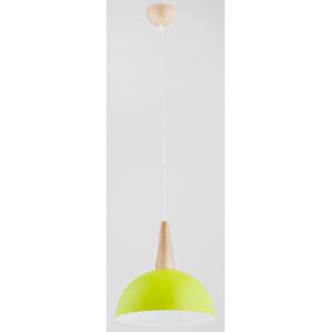 Závěsné svítidlo Alfa 9634 zelená