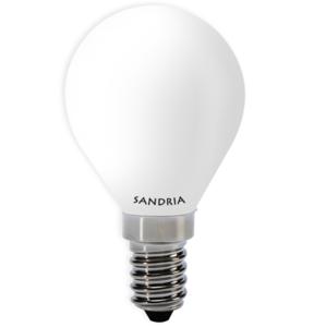 LED žárovka Sandy LED E14 S2182 4W OPAL teplá bílá
