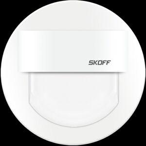 LED nástěnné svítidlo Skoff Rueda bílá studená 230V MA-RUE-C-W