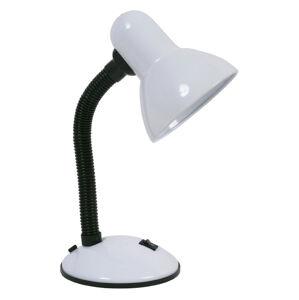 Stolní lampička Ecolite L077-BI bílá