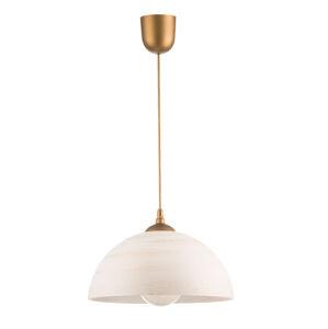 Kuchyňský lustr Lampex 588/G zlatý