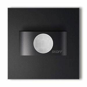 Senzor pohybu PIR Skoff Tango černá IP20 MC-TAN-D-0 10V