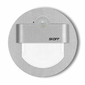 LED nástěnné svítidlo Skoff Rueda hliník teplá 10V MJ-RUE-G-H s čidlem pohybu