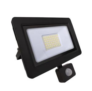 LED reflektor s čidlem Max-Led 0793 SUPRA II PIR 50W 6000K