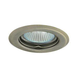 Podhledové bodové svítidlo Kanlux Argus CT-2114-BR-M